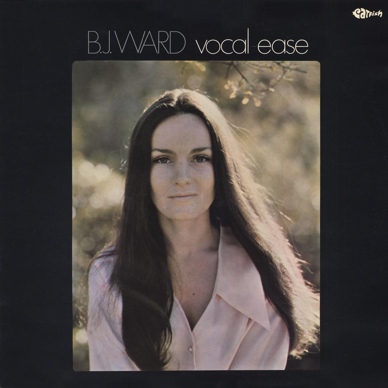 B.J. ウォード/B.J.ウォードの世界 (LP)