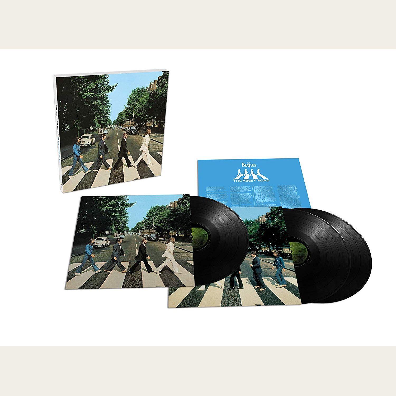BEATLES / ビートルズ / ABBEY ROAD (50TH ANNIVERSARY EDITION / DELUXE 3LP VINYL BOX)