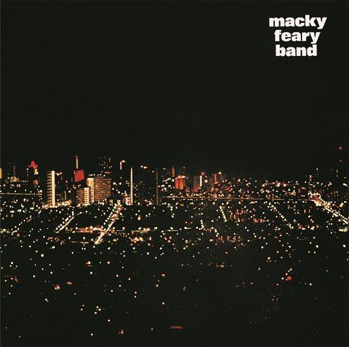 MACKEY FEARY BAND/マッキー・フェアリー・バンド
