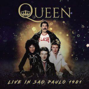 QUEEN / クイーン / LIVE IN SAO PAULO 1981 / ライヴ・イン・サンパウロ1981