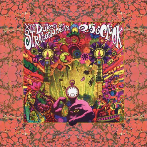 DUKES OF STRATOSPHEAR / デュークス・オブ・ストラトスフィア / 25 O'CLOCK (200G LP)