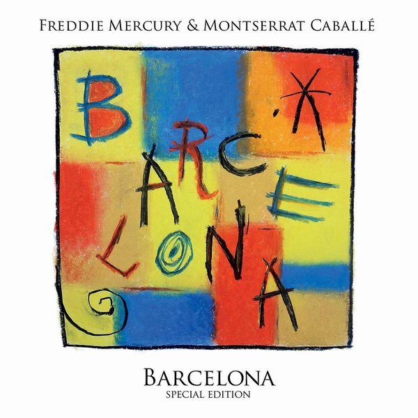 FREDDIE MERCURY, MONTSERRAT CABALLE / フレディ・マーキュリー、モンセラ・カバリエ / BARCELONA (NEW ORCHESTRATED VERSION 180G LP)