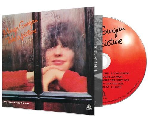 MARGO GURYAN / マーゴ・ガーヤン / TAKE A PICTURE (MONO CD)