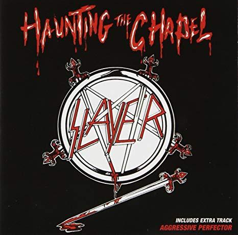 SLAYER / スレイヤー / HAUNTING THE CHAPEL