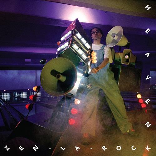 """ZEN-LA-ROCK / HEAVEN【★ディスクユニオン限定特典""""インスト&アカペラ収録CD-R (各6曲)""""付き】"""