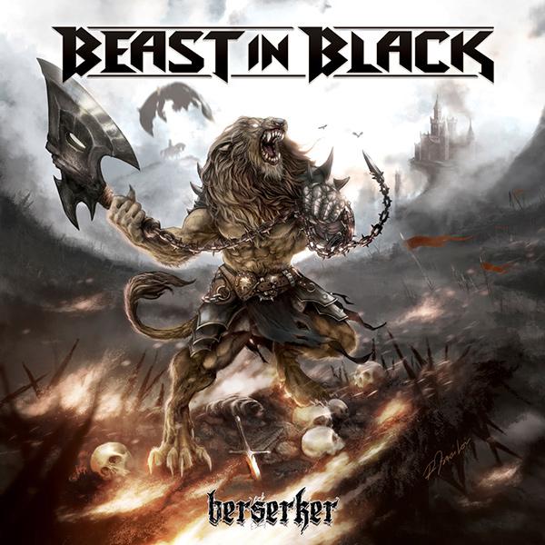 BEAST IN BLACK / ビースト・イン・ブラック / BERSERKER / バーサーカー