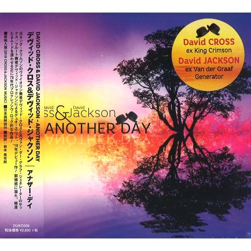 ANOTHER DAY / アナザー・デイ/DAVID CROSS & DAVID JACKSON ...