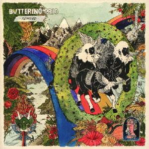 BUTTERING TRIO / バターリング・トリオ / スリーサム(リミックスド)