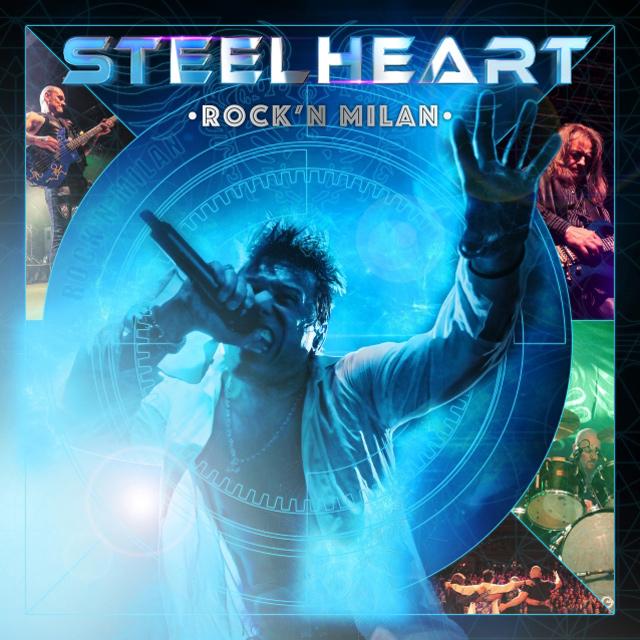 STEELHEART / スティールハート / ROCK'N MILAN / ロックン・ミラン<CD+DVD>