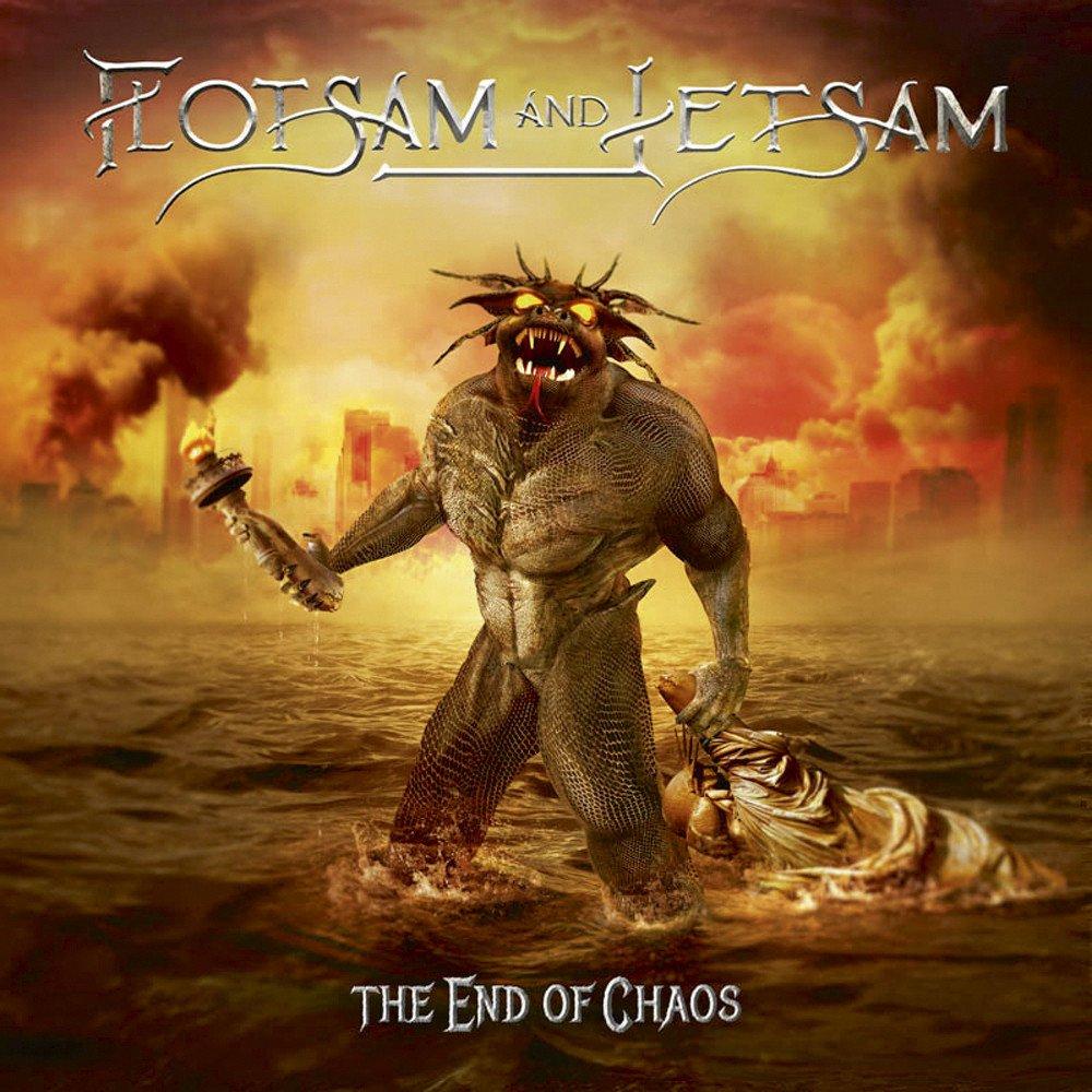 FLOTSAM AND JETSAM / フロットサム・アンド・ジェットサム / THE END OF CHAOS / ジ・エンド・オブ・ケイオス