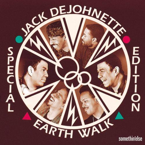 JACK DEJOHNETTE / ジャック・ディジョネット / EARTH WALK / アース・ウォーク
