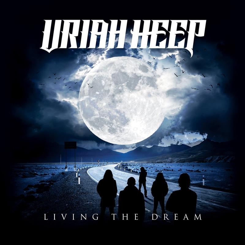 URIAH HEEP / ユーライア・ヒープ / LIVING THE DREAM / 桃源郷<紙ジャケット>