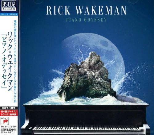リック・ウェイクマン / ピアノ・オデッセイ - Blu-specCD2