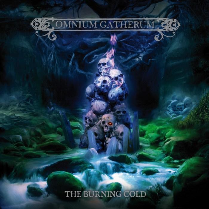 OMNIUM GATHERUM / オムニアム・ギャザラム / THE BURNING COLD / ザ・バーニング・コールド