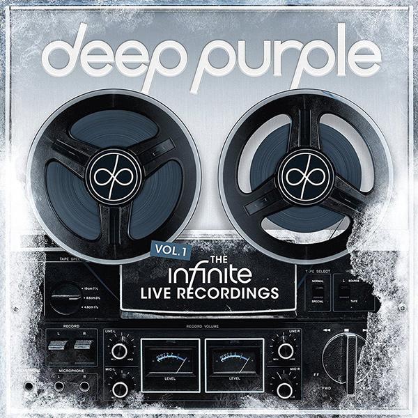 DEEP PURPLE / ディープ・パープル / THE INFINITE LIVE RECORDINGS VOL.1 / ジ・インフィニット・ライヴ・レコーディングス VOL.1<紙ジャケット>