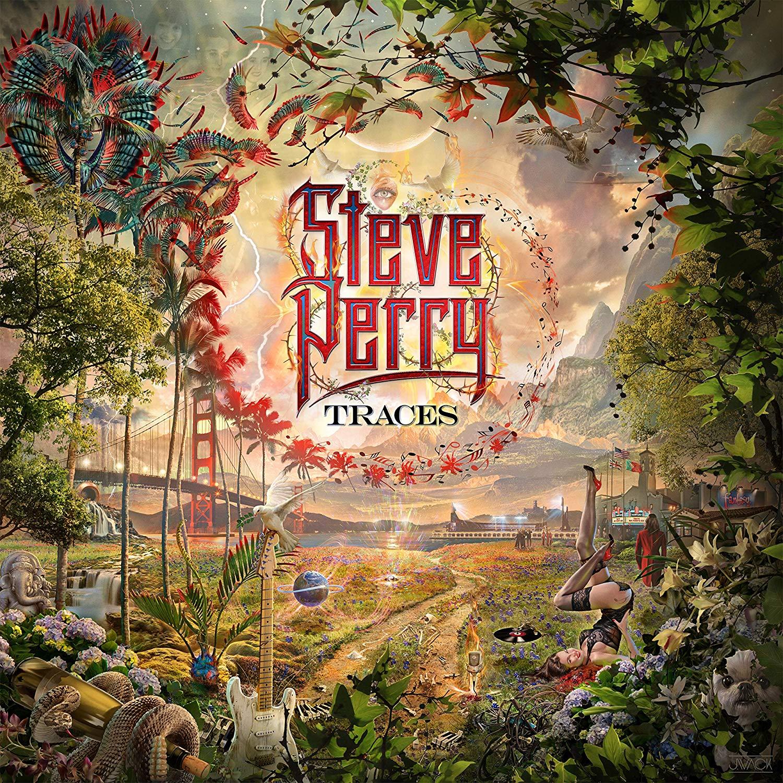 STEVE PERRY / スティーヴ・ペリー / TRACES / トレイシズ
