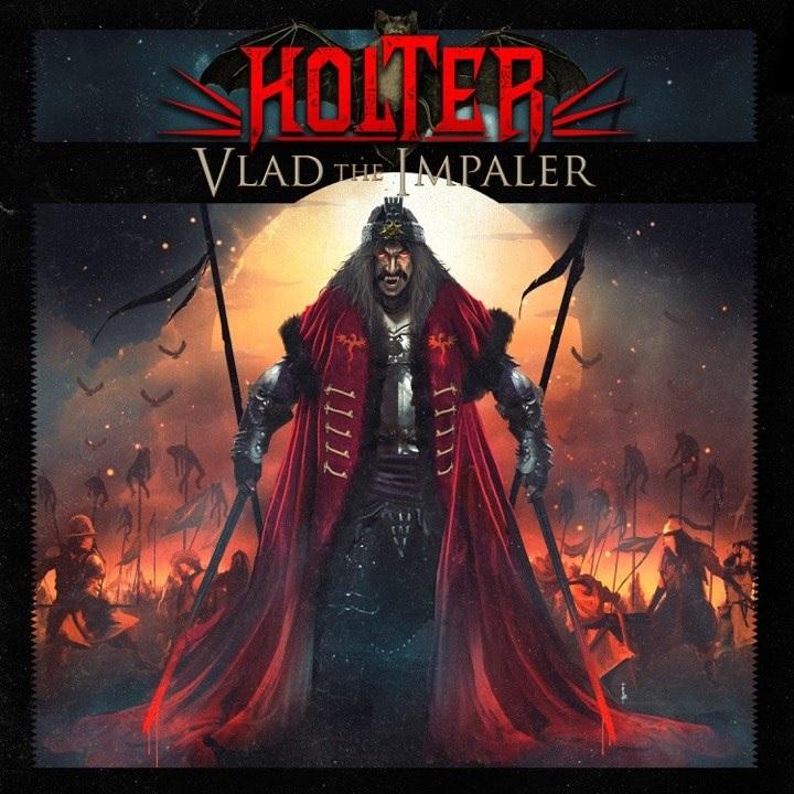HOLTER / ホルテル / VLAD THE IMPALER / ヴラド・ジ・インペイラー