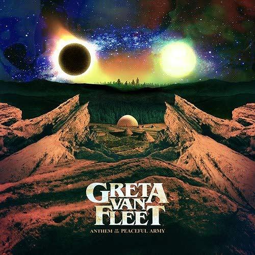 GRETA VAN FLEET / グレタ・ヴァン・フリート / ANTHEM OF THE PEACEFUL ARMY / アンセム・オブ・ザ・ピースフル・アーミー