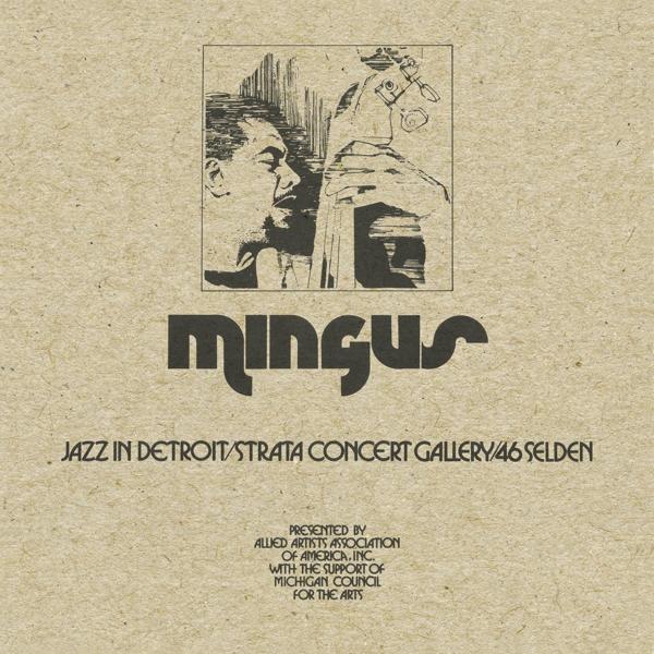 CHARLES MINGUS チャールズ・ミンガス / Jazz In Detroit / Strata Concert Gallery / 46 Sedom(5LP+5CD)