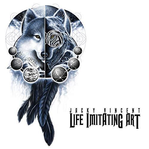 JACKY VINCENT / ジャッキー・ヴィンセント / LIFE IMITATING ART / ライフ・イミテイティング・アート