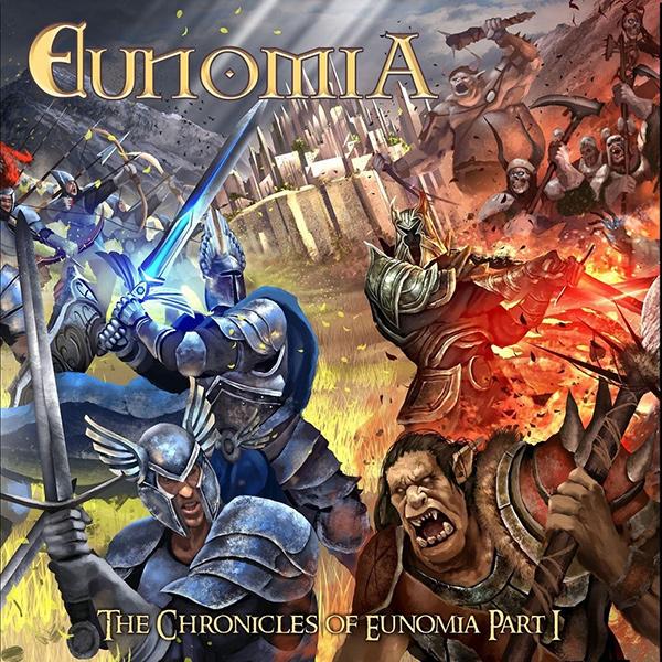 EUNOMIA / ユウノミア  / CHRONICLES OF EUNOMIA PART1 / クロニクルズ・オブ・ユノミア・パートワン