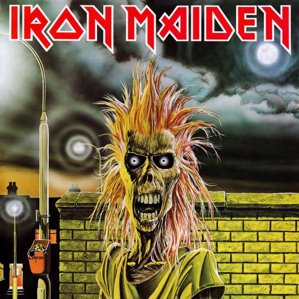 IRON MAIDEN / アイアン・メイデン / IRON MAIDEN / 鋼鉄の処女(ザ・スタジオ・コレクション・リマスタード)