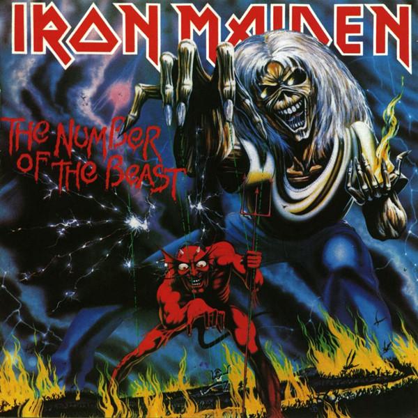 IRON MAIDEN / アイアン・メイデン / THE NUMBER OF THE BEAST / 魔力の刻印(ザ・スタジオ・コレクション・リマスタード)