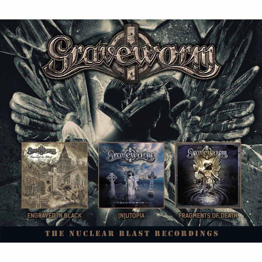 GRAVEWORM / グレイヴワーム / THE NUCLEAR BLAST RECORDINGS<3CD>