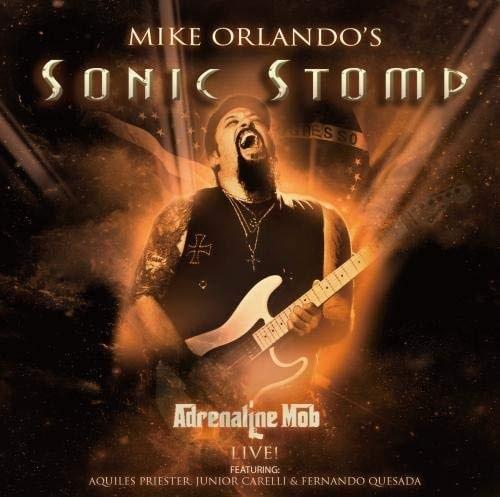 MIKE ORLANDO / マイク・オーランド / LIVE! / ライヴ!<CD+DVD>