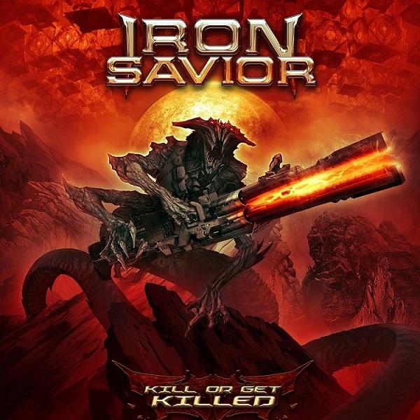 IRON SAVIOR / アイアン・セイヴィアー / KILL OR GET KILLED / キル・オア・ゲット・キルド<初回限定盤 / 2CD>