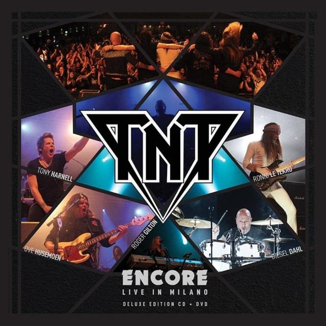 TNT / ティー・エヌ・ティー / ENCORE - LIVE IN MILANO / アンコール-ライヴ・イン・ミラノ<2CD+DVD>