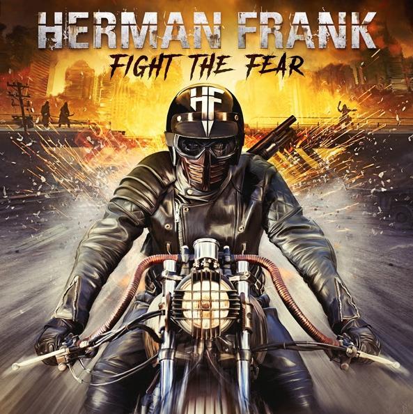 HERMAN FRANK / ハーマン・フランク / FIGHT THE FEAR<DIGI>