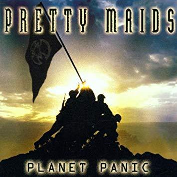 PRETTY MAIDS / プリティ・メイズ / PLANET PANIC<BLACK VINYL>