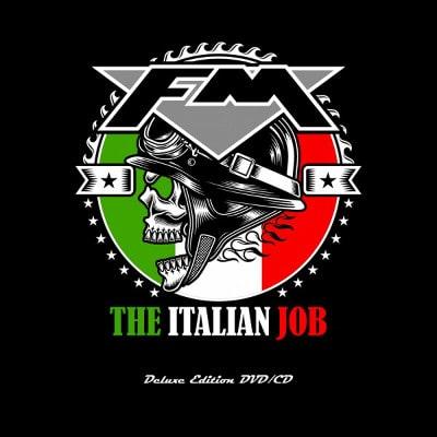 FM / ITALIAN JOB<CD+DVD>