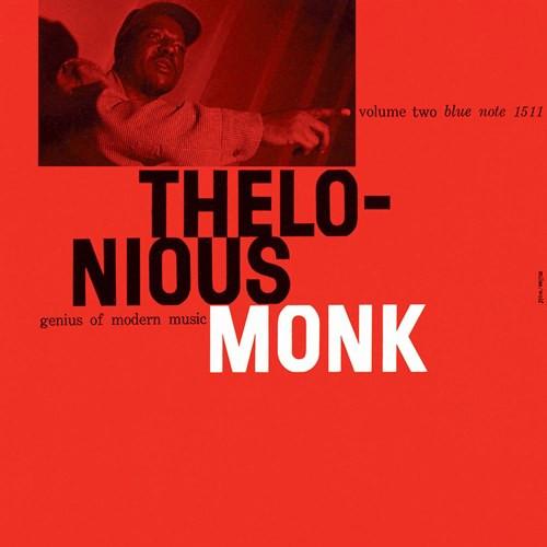 THELONIOUS MONK / セロニアス・モンク / GENIUS OF MODERN MUSIC. VOL. 2 / ジニアス・オブ・モダン・ミュージック Vol. 2 +10