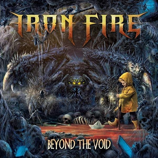 IRON FIRE / アイアン・ファイアー / BEYOND THE VOID<DIGI>