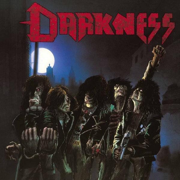 DARKNESS / DEATH SQUAD<SLIPCASE>