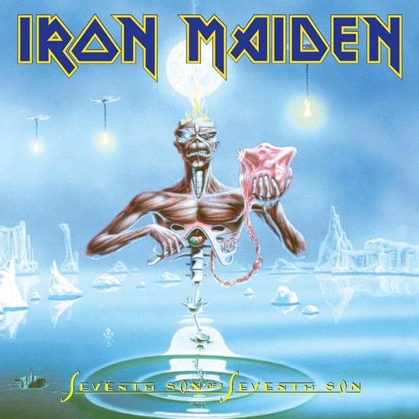IRON MAIDEN / アイアン・メイデン / SEVENTH SON OF A SEVENTH SON / 第七の予言(ザ・スタジオ・コレクション・リマスタード)
