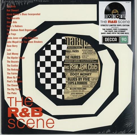 V.A.(R&B SCENE) / R&B SCENE (LP)