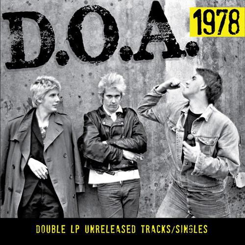 D.O.A. / ディーオーエー / 1978 (LP)
