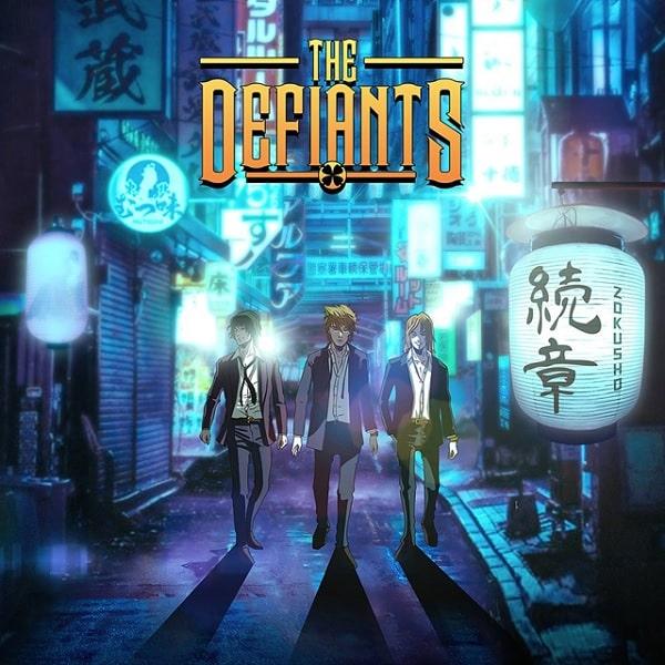 DEFIANTS / ディファイアンツ        / ZOKUSHO / 続章