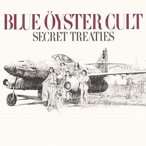 BLUE OYSTER CULT / ブルー・オイスター・カルト / SECRET TREATIES / オカルト宣言
