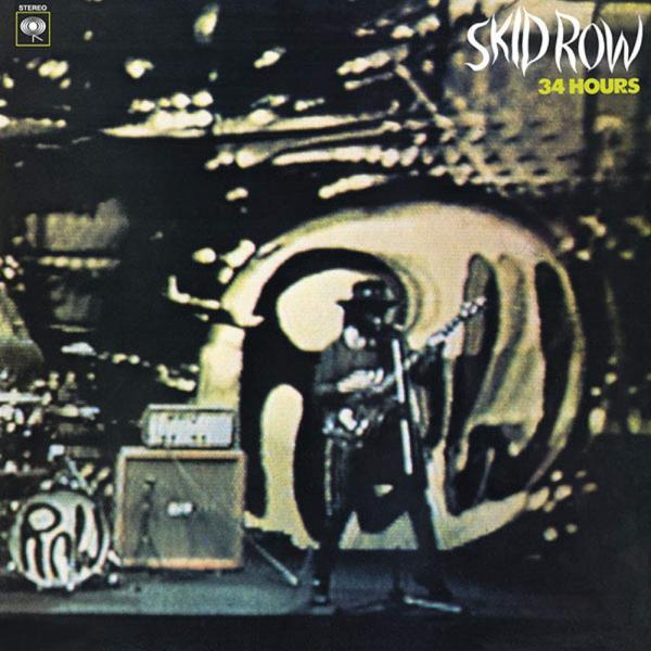 SKID ROW(70's HARD ROCK) / スキッド・ロウ / 34 HOURS / 34時間