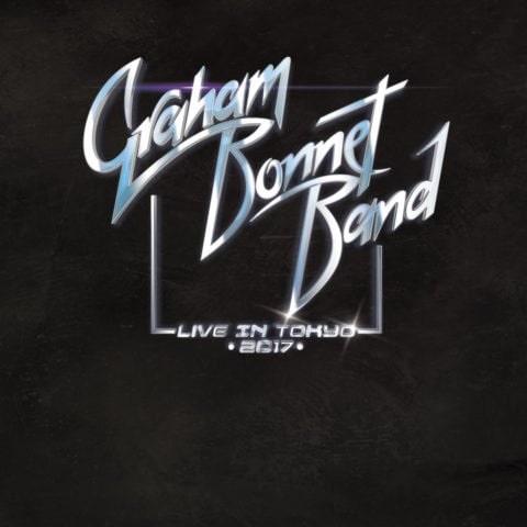 GRAHAM BONNET BAND / グラハム・ボネット・バンド / LIVE IN TOKYO 2017<CD+DVD> / ライヴ・イン・トウキョウ 2017<CD+DVD>