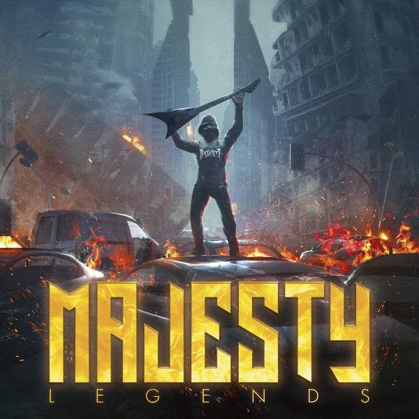MAJESTY (from Germany) / マジェスティ / LEGENDS<DIGI>