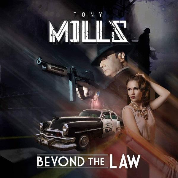 TONY MILLS / トニー・ミルズ / BEYOND THE LAW <DIGI>