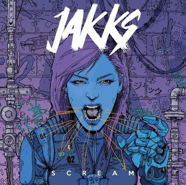 JAKKS (METAL) / SCREAM