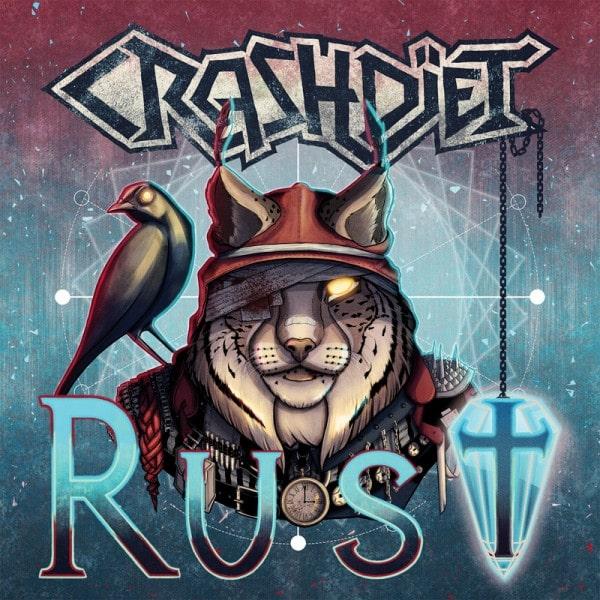 CRASHDIET / クラッシュダイエット / RUST / ラスト