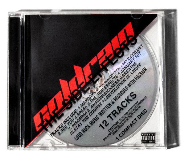 coldrain / コールドレイン / THE SIDE EFFECTS / ザ・サイド・エフェクツ<初回限定盤 CD+DVD>