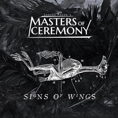 SASCHA PAETH'S MASTERS OF CEREMONY / サシャ・ピートズ・マスターズ・オブ・セレモニー / SIGNS OF WINGS / サインズ・オブ・ウィングス